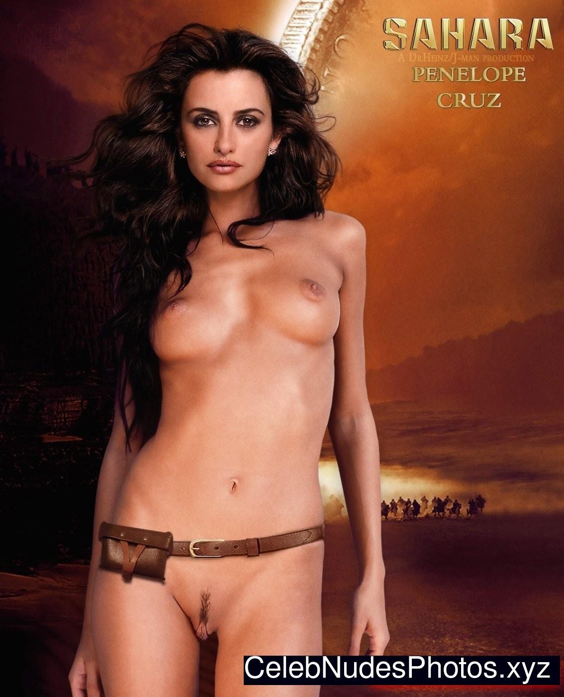 Penelope cruz celebrity nude would you