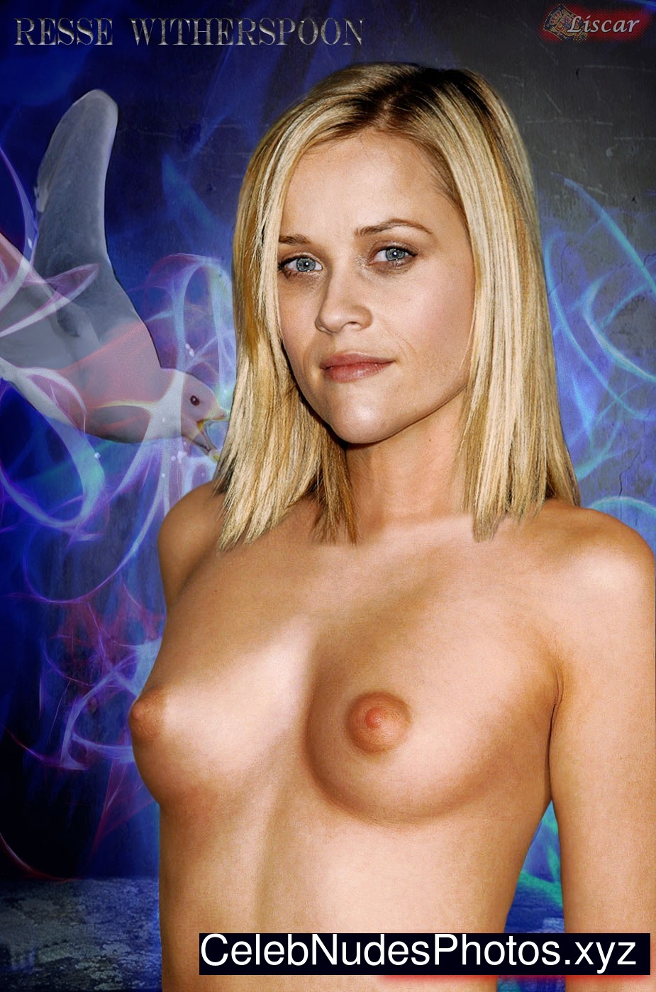 Reese Witherspoon Famous Nude sexy 19