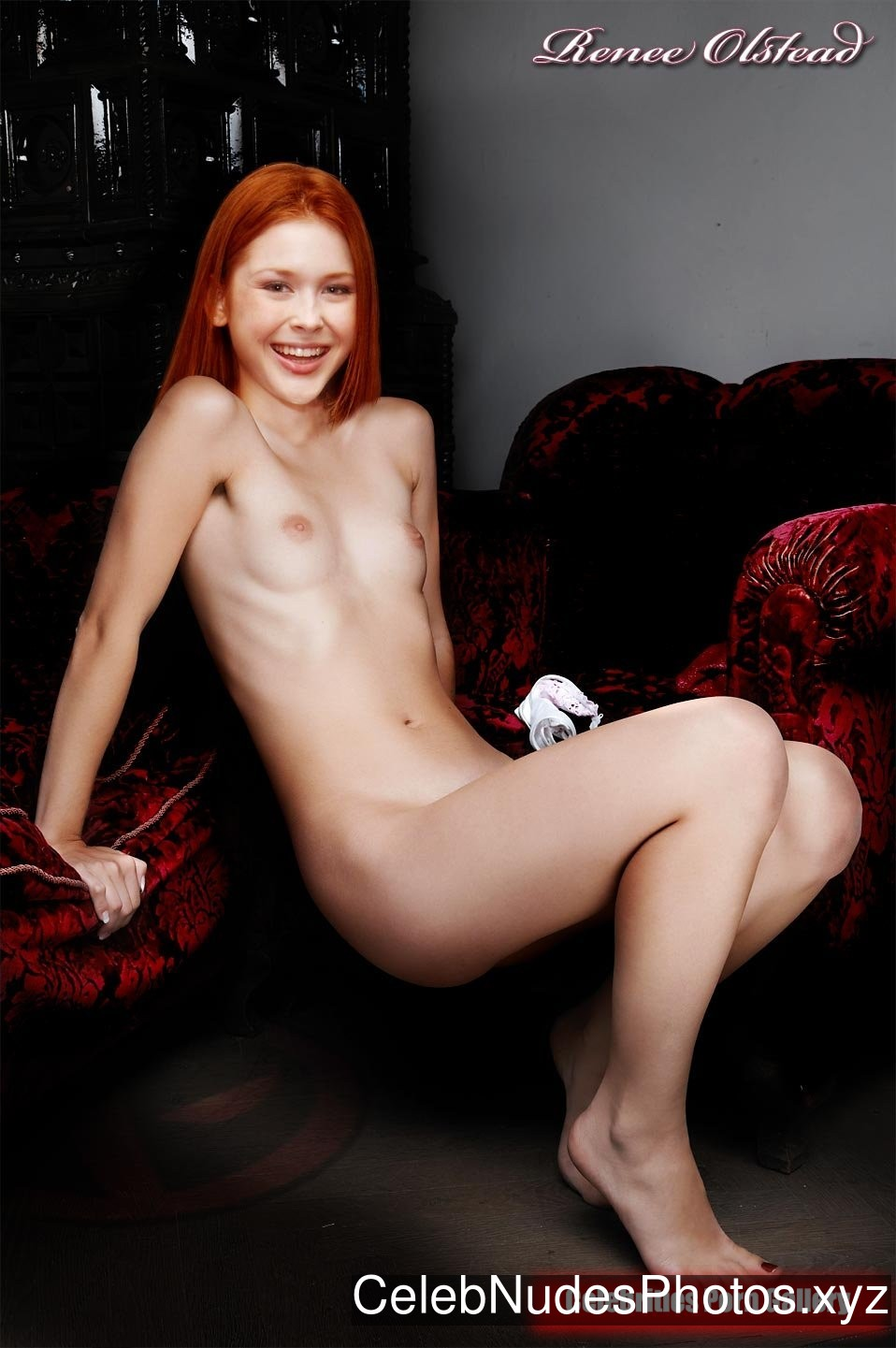 Renee Olstead Naked Celebrity Pic sexy 14