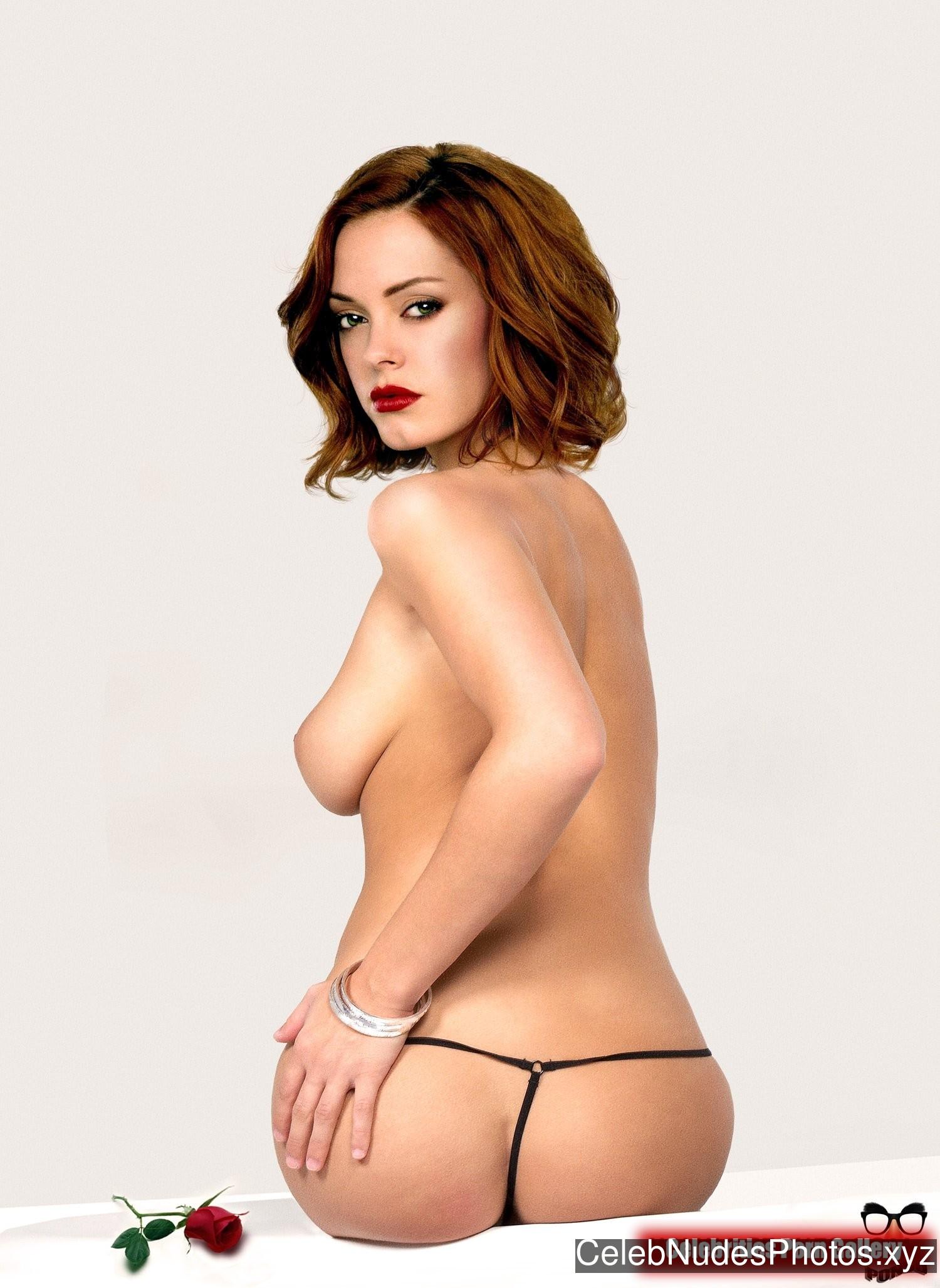 Rose McGowan Celeb Nude sexy 1