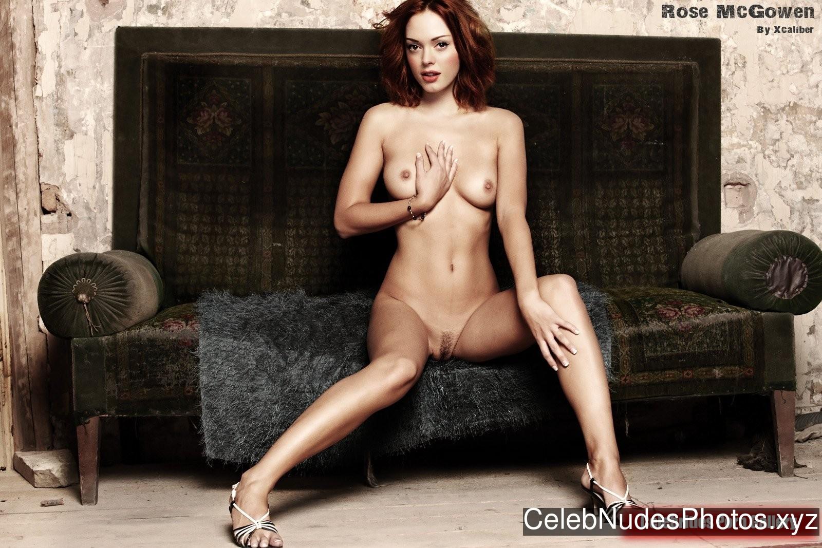 Rose McGowan Hot Naked Celeb sexy 17
