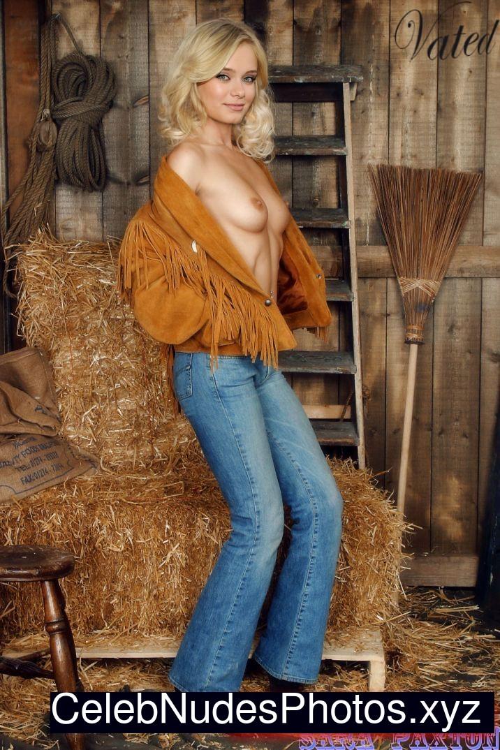 Sara paxton naked bonito ver