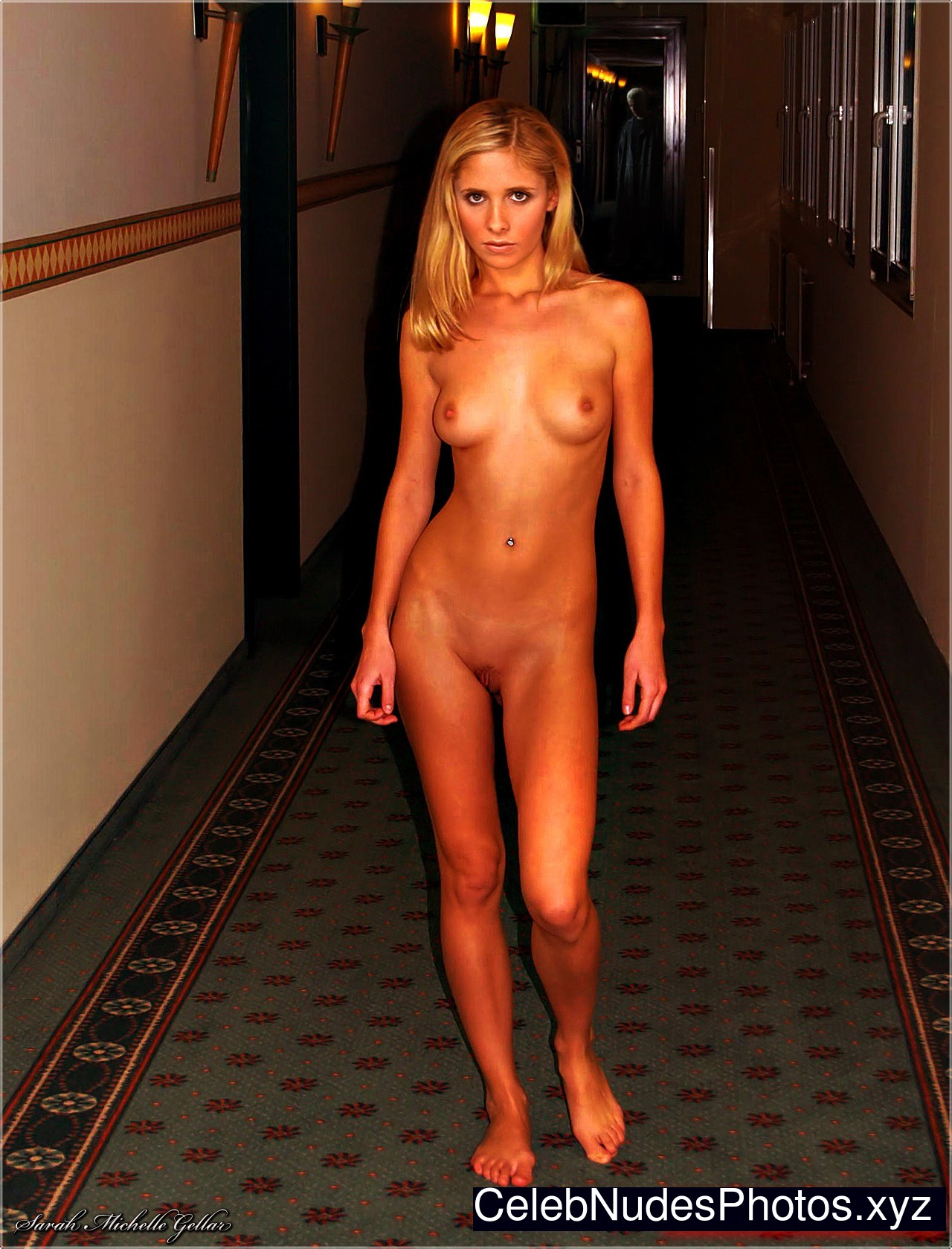 Fake nude leaked sarah gellar opinion you