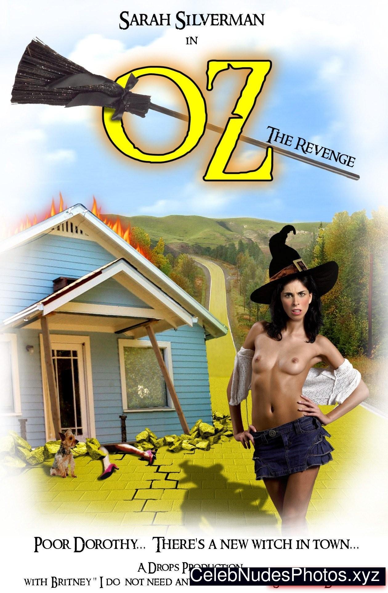Sarah Silverman Free Nude Celeb sexy 21