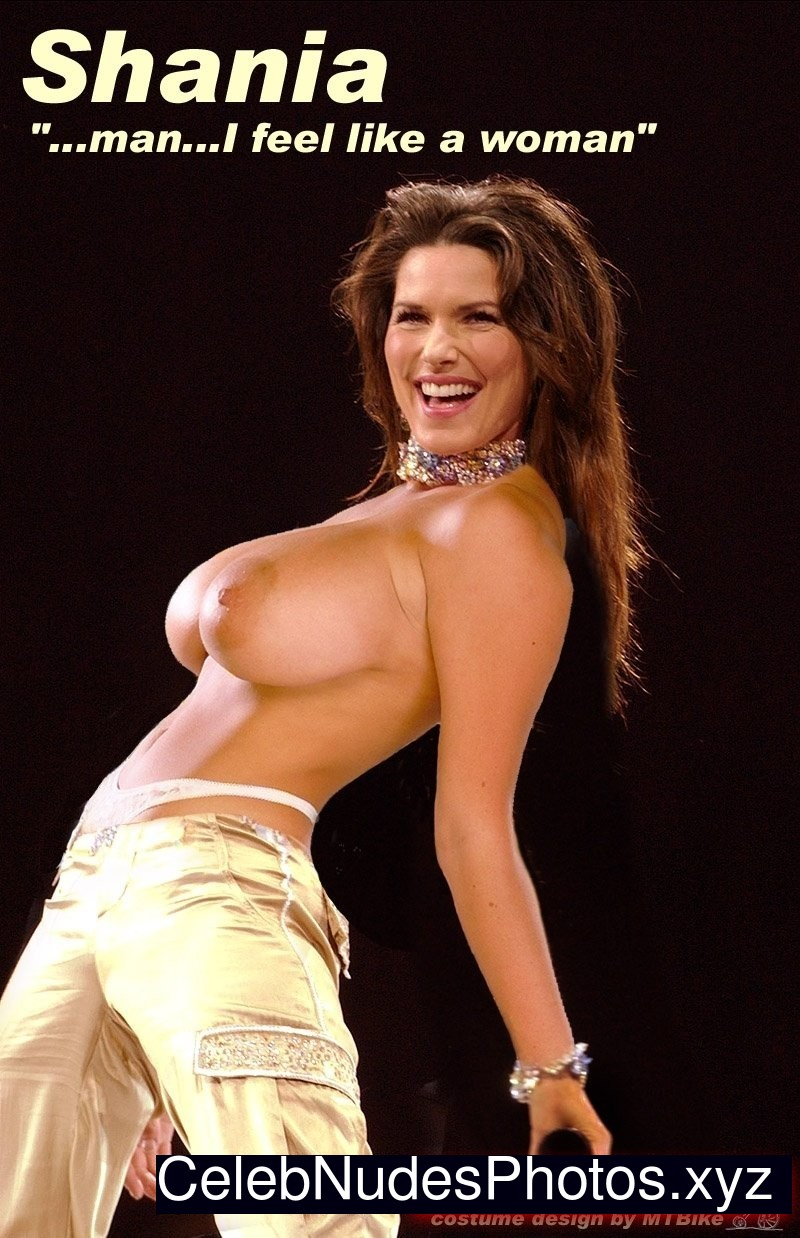 Nude photos of shania twain