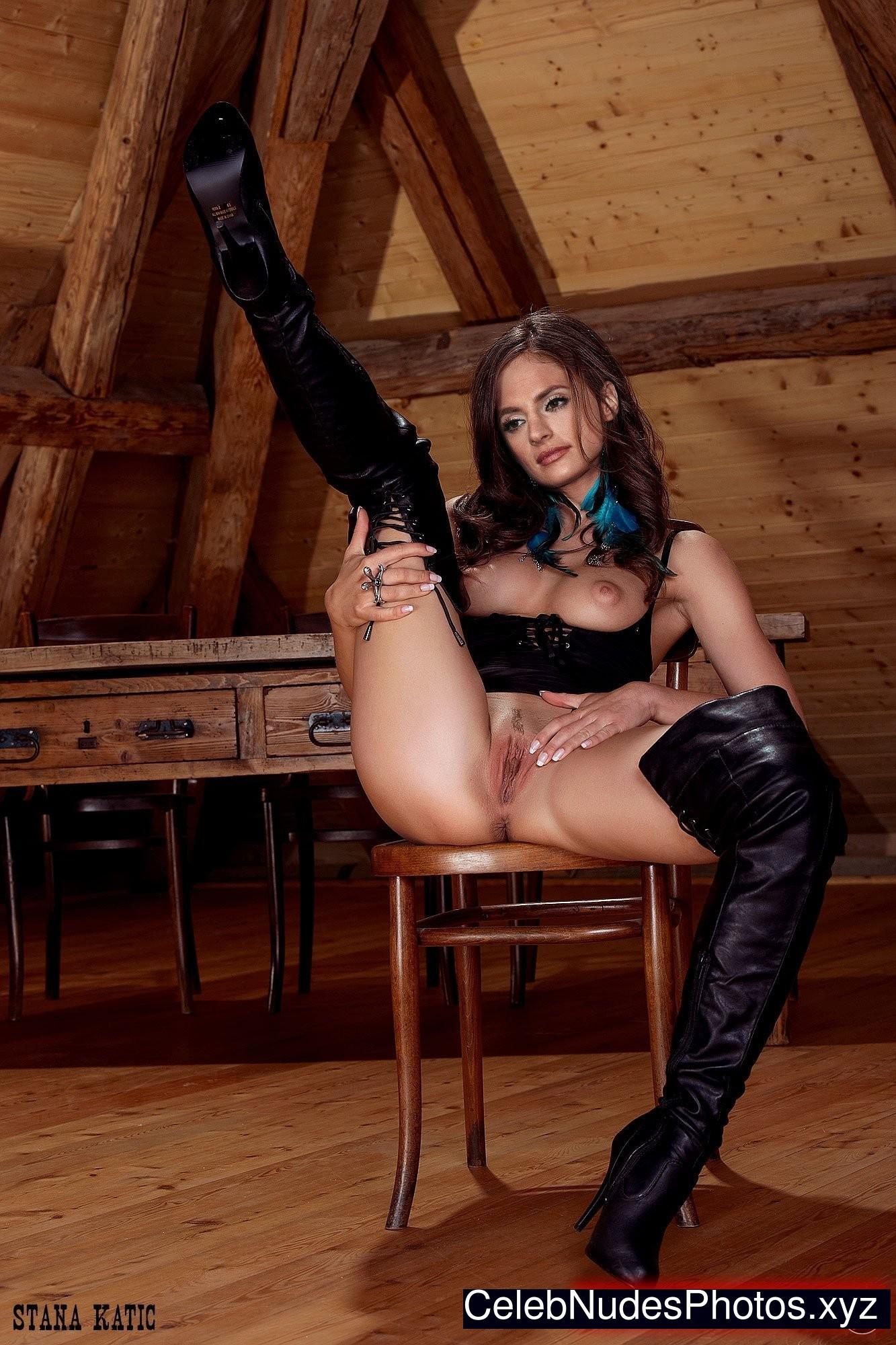 stana katic nude in bondage