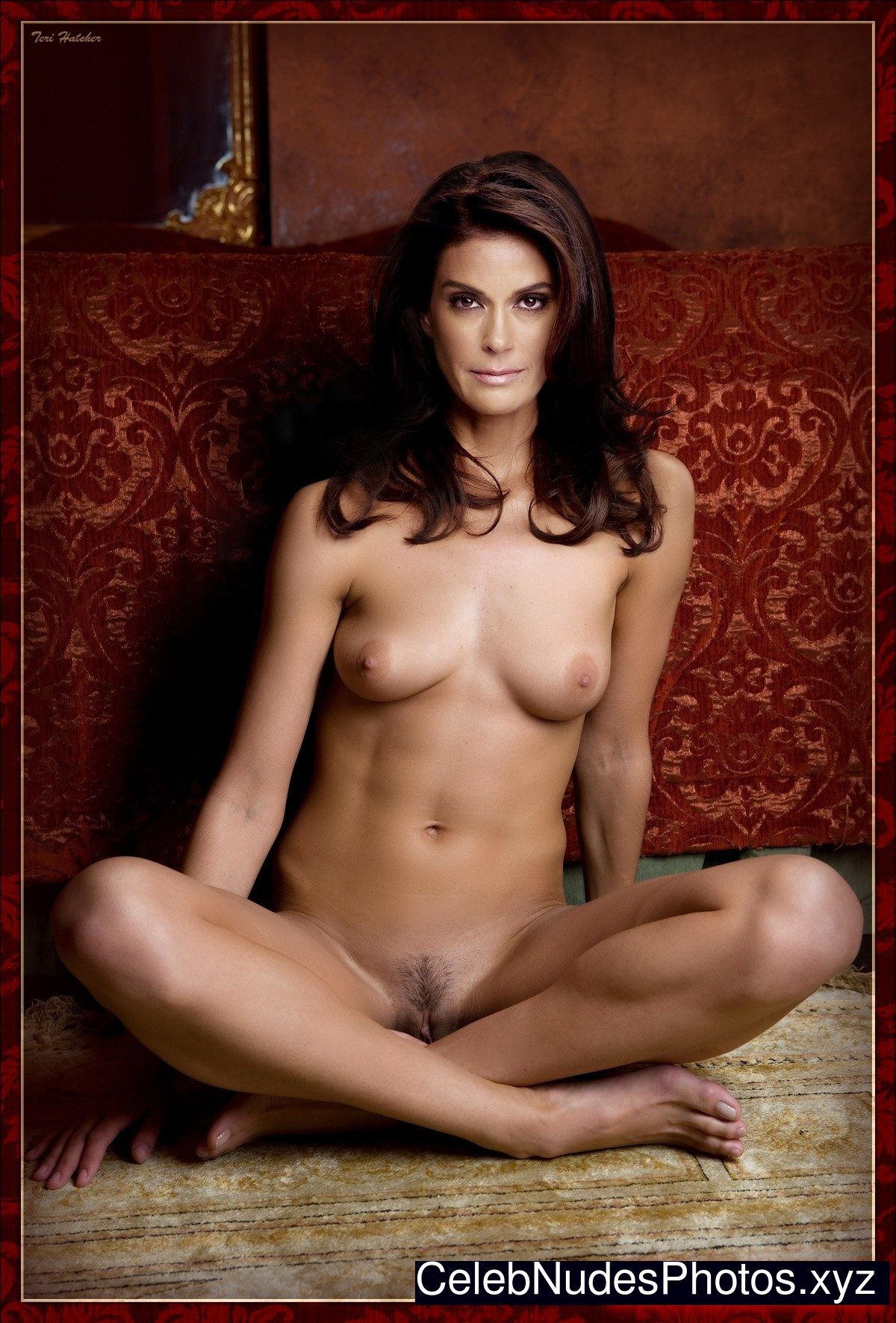 teri hatcher naked