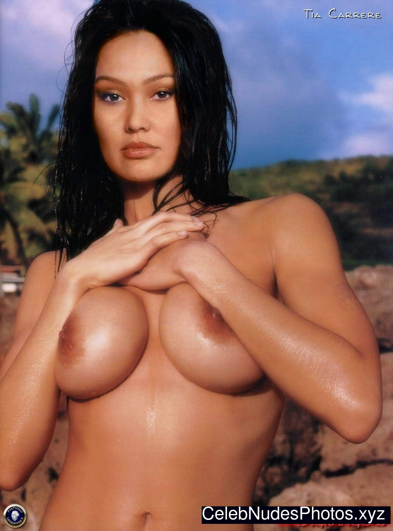 pics from tia carrere playboy