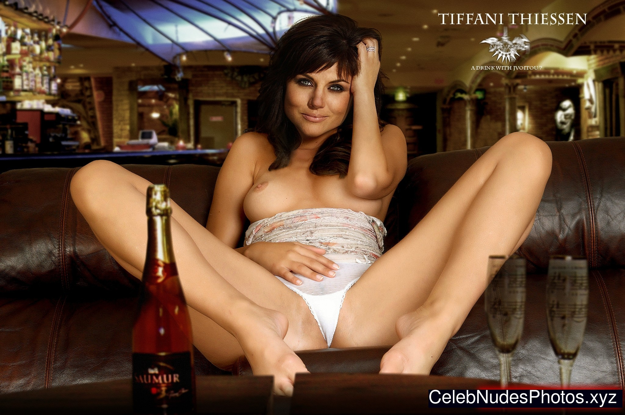 You the tiffani amber thiessen hot nude think