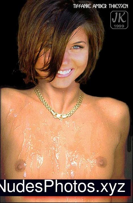 Tiffani Amber Thiessen nude celebs
