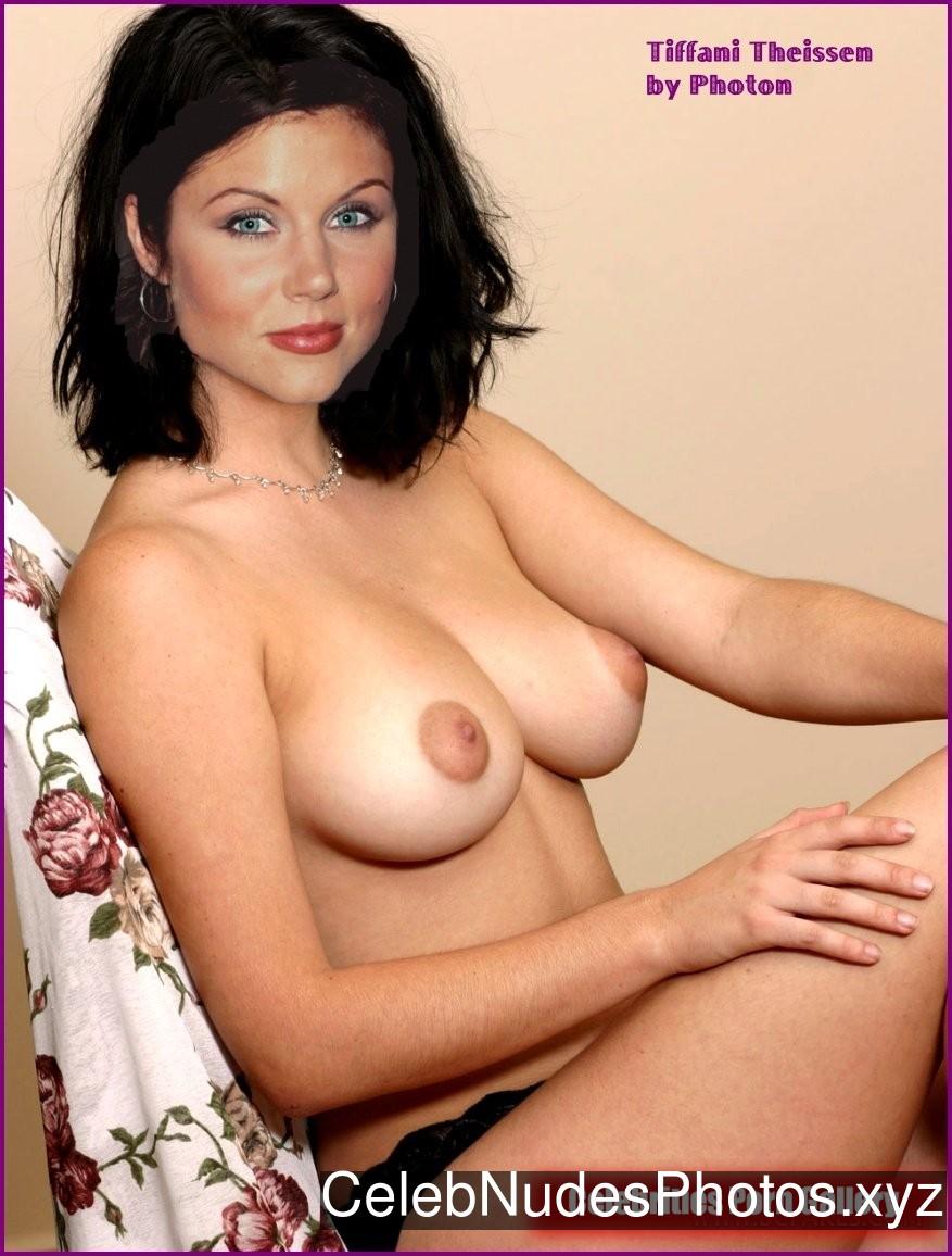 Nude photo of tiffani thiessen are mistaken