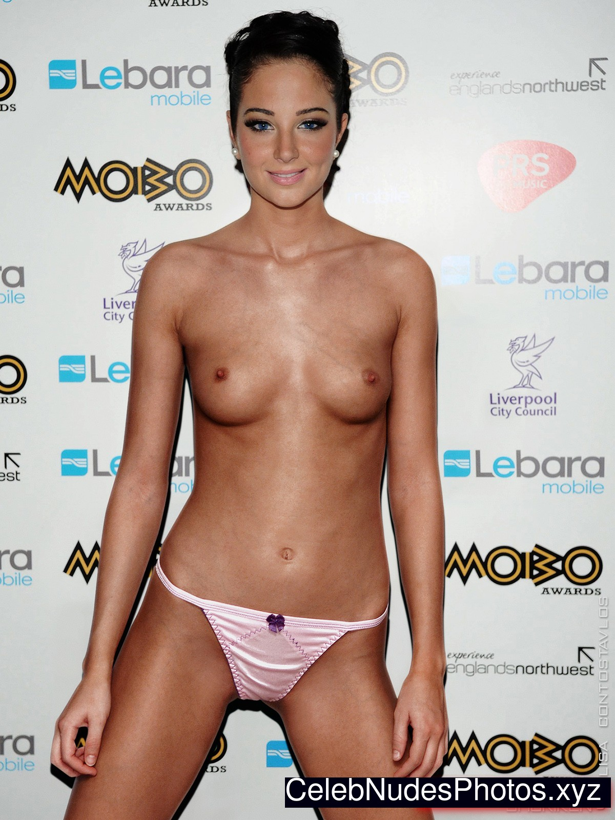 Tulisa Contostavlos Best Celebrity Nude sexy 9