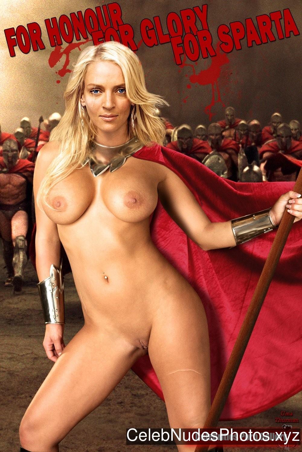 Uma Thurman Free Nude Celeb sexy 14
