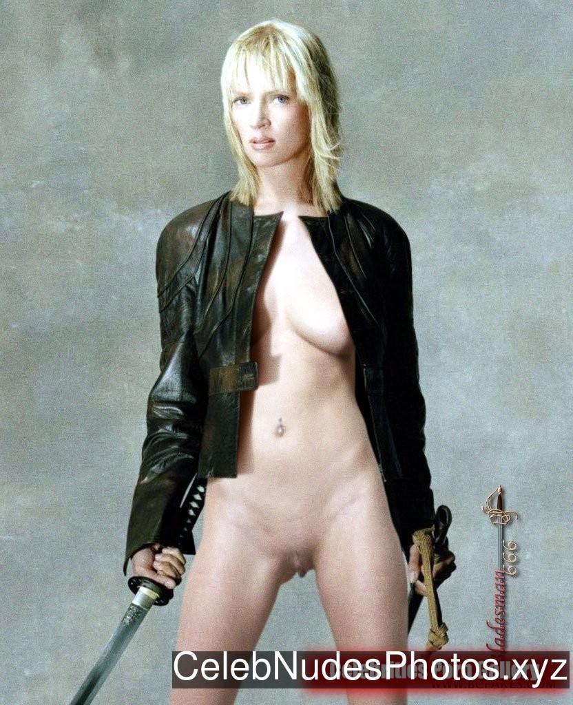 Uma Thurman Free Nude Celeb sexy 18
