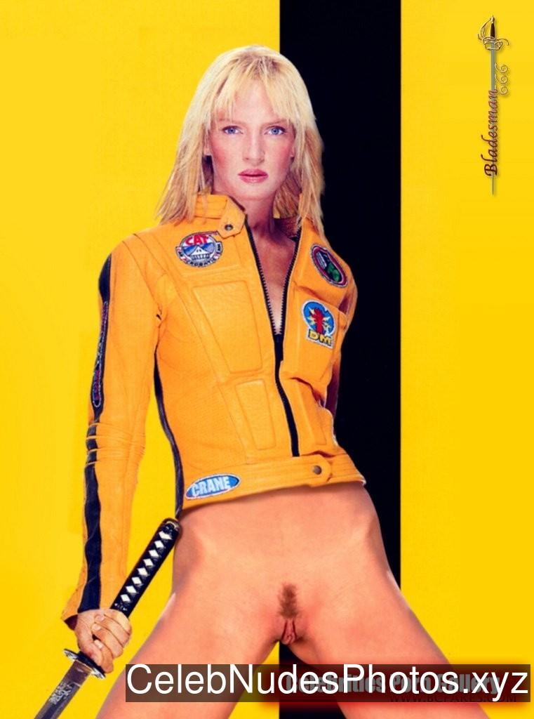 Uma Thurman Hot Naked Celeb sexy 23