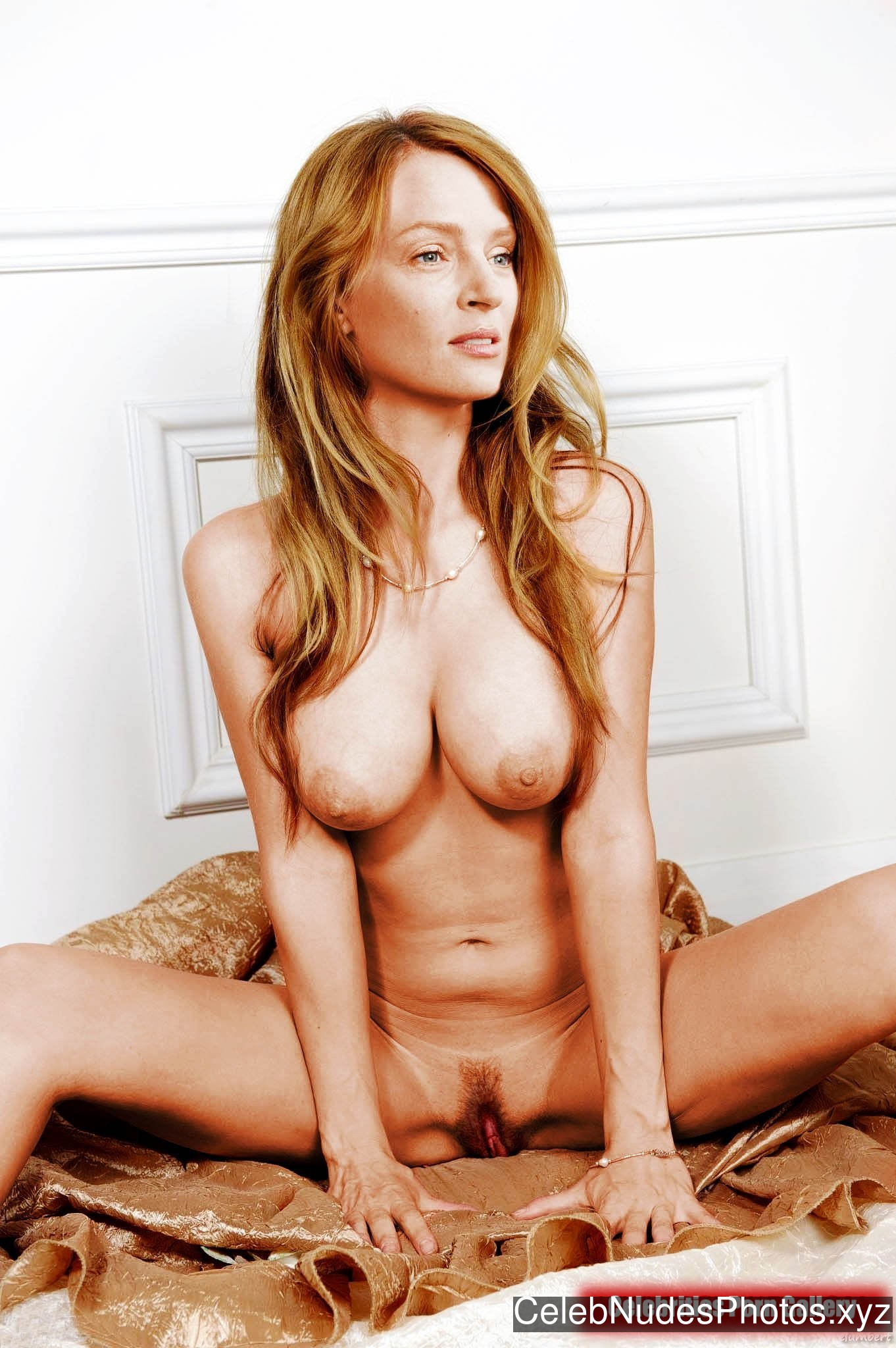 Uma Thurman Free nude Celebrity sexy 25