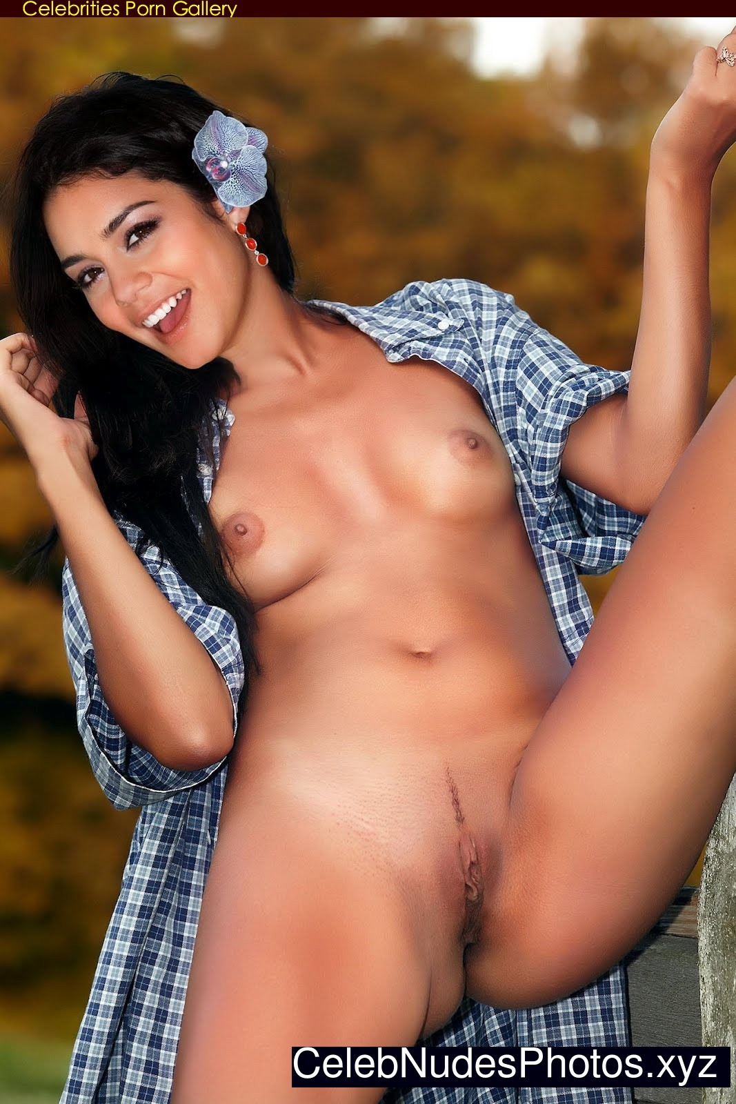 Rather Vannessa hudgins naked picture remarkable, rather