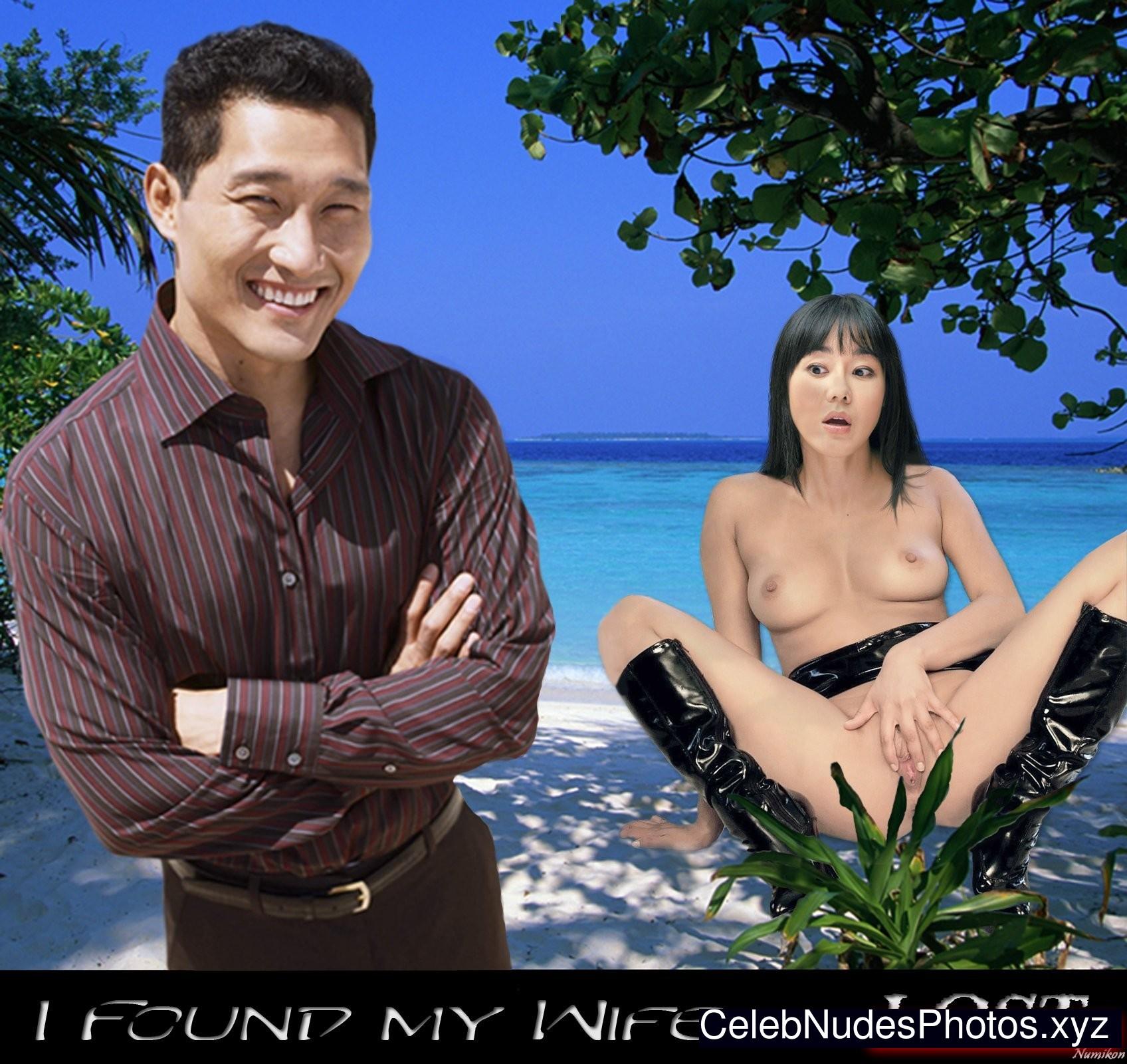 from Davis yunjin kim kim nude