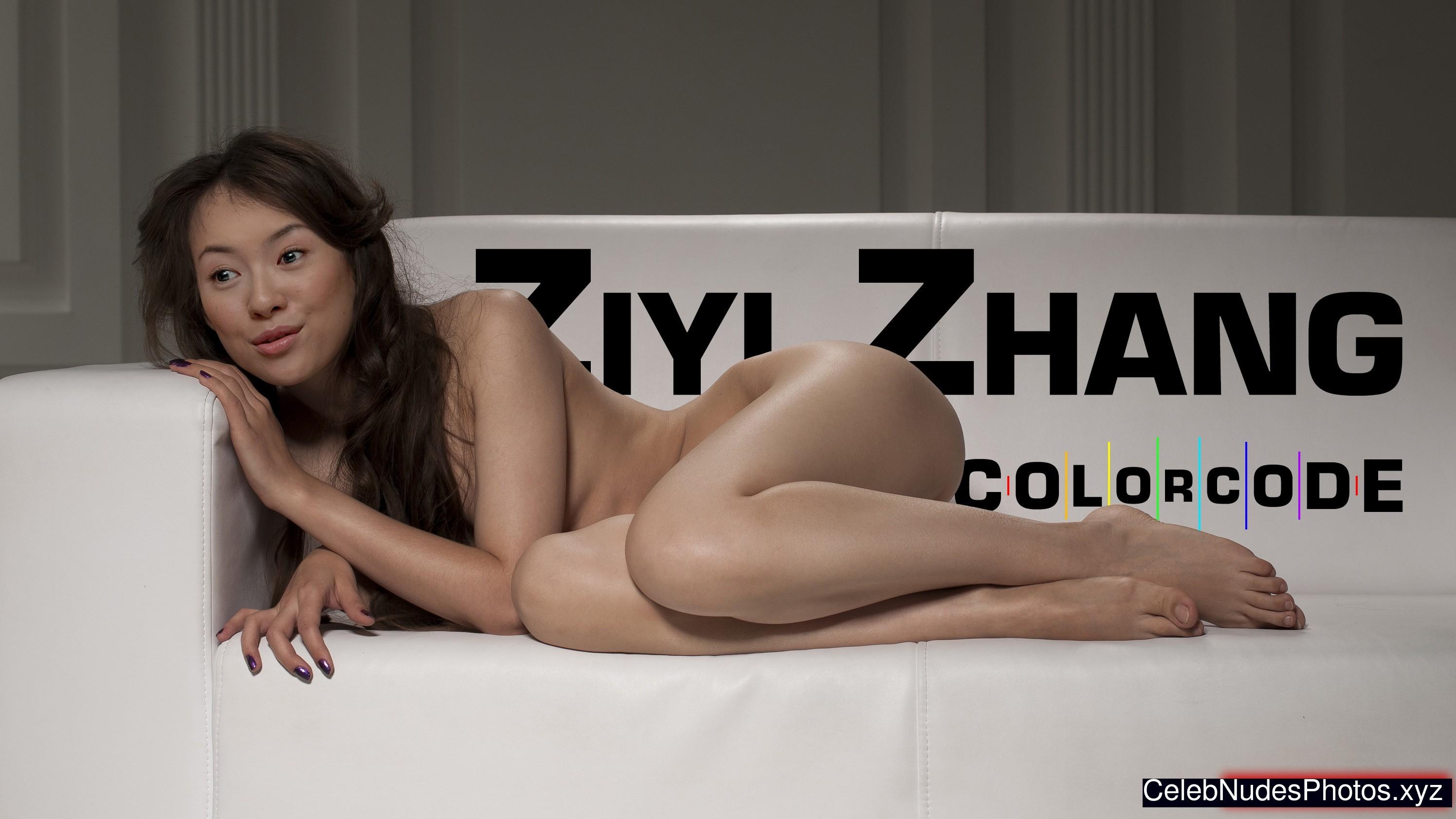 ziyi naked Zhang