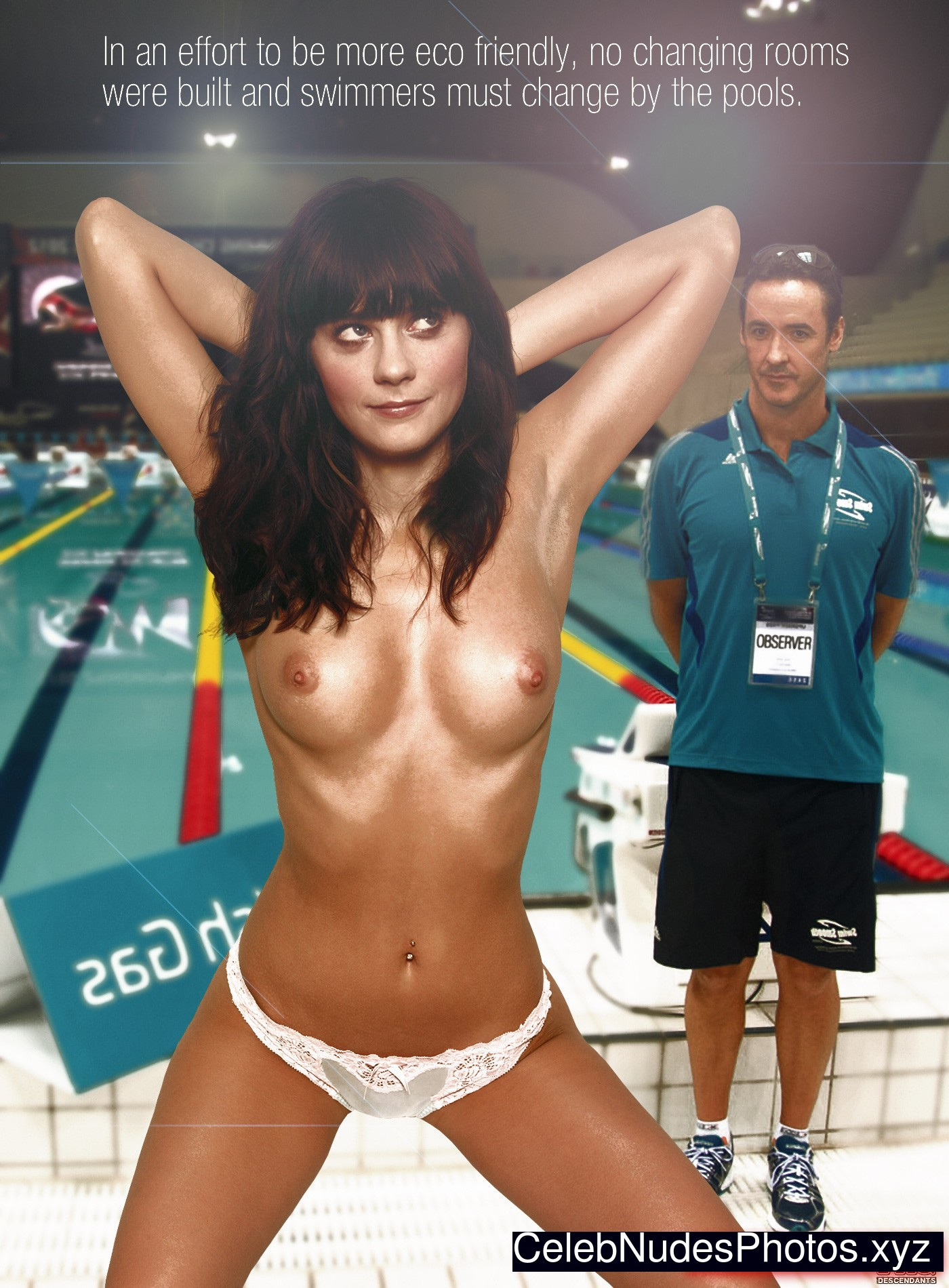 Zooey Deschanel Best Celebrity Nude sexy 31