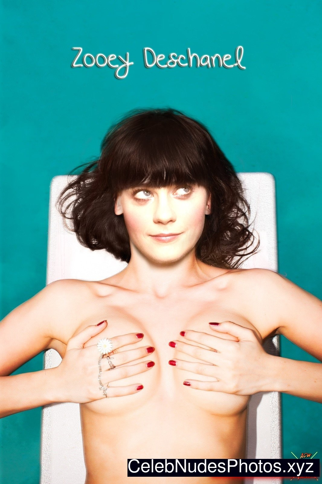 Zooey Deschanel naked celebrity pictures