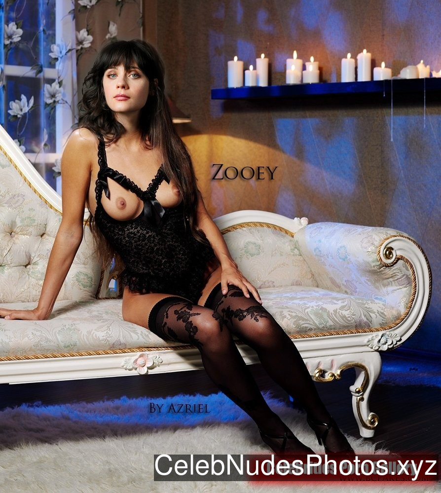 Zooey Deschanel Hot Naked Celeb sexy 8