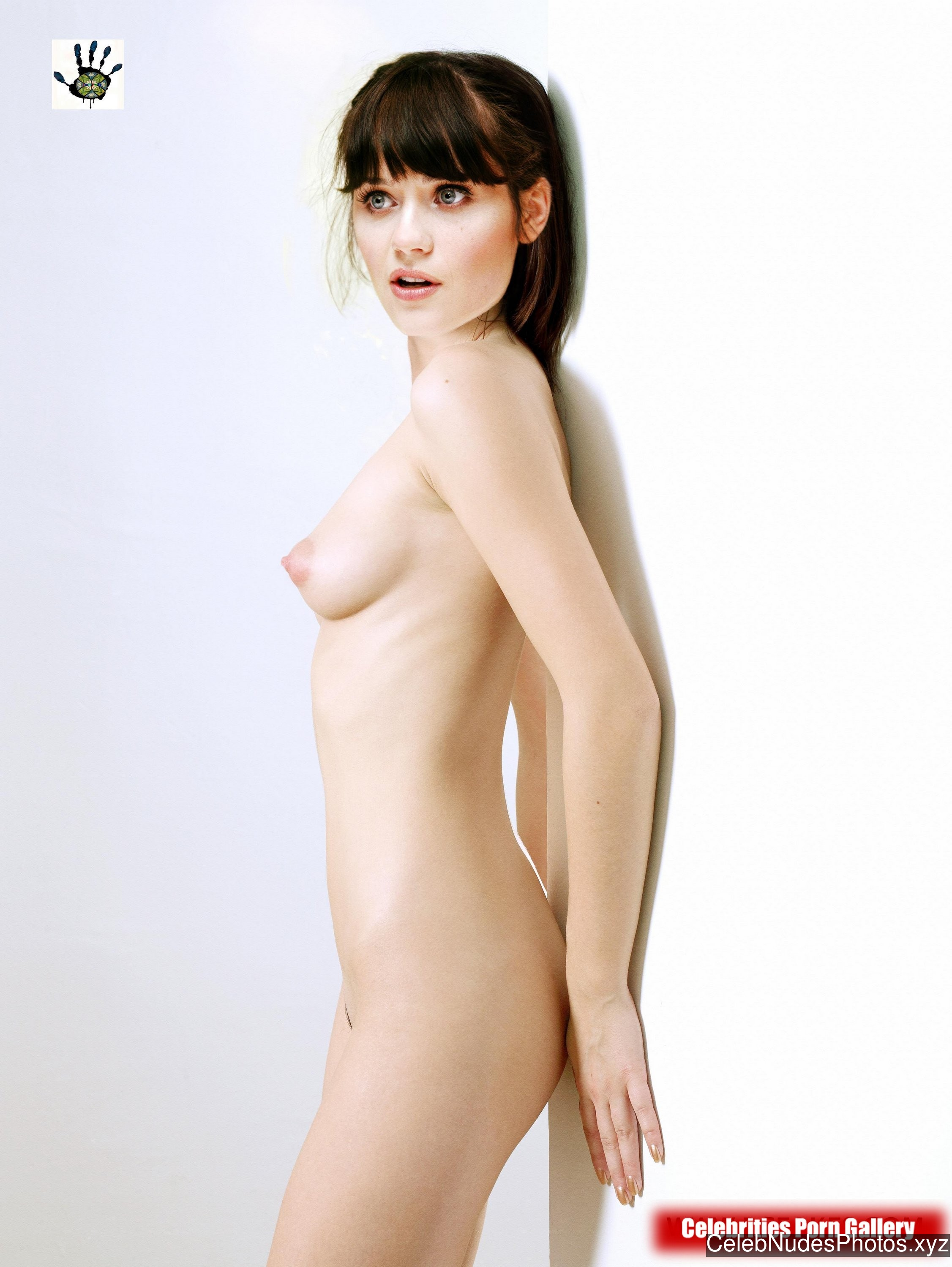 Zooey Deschanel Naked Celebrity sexy 19