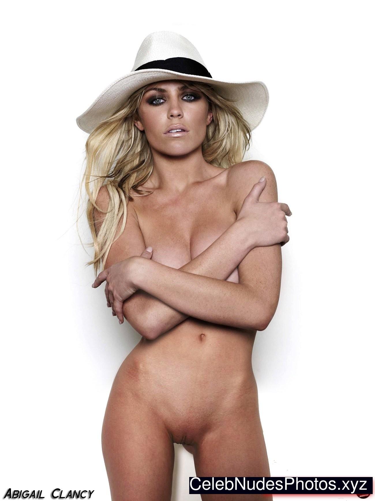 Abbey Clancy nude celeb pics