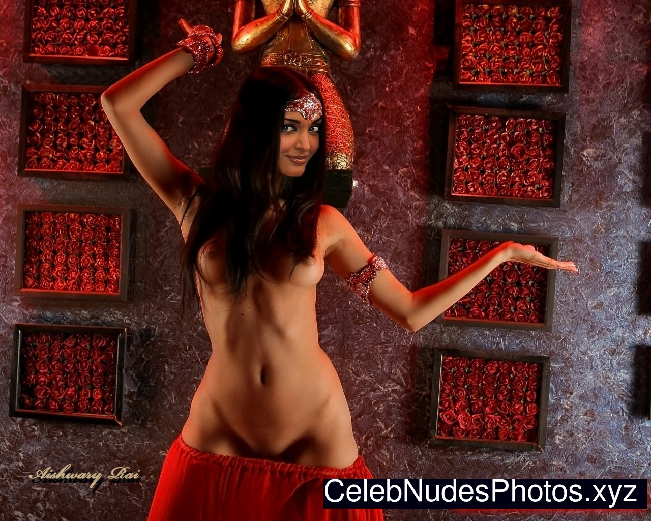 Aishwarya Rai naked celebrities