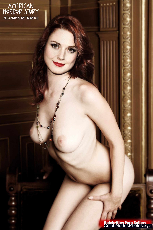 Alexandra Breckenridge nude celebs