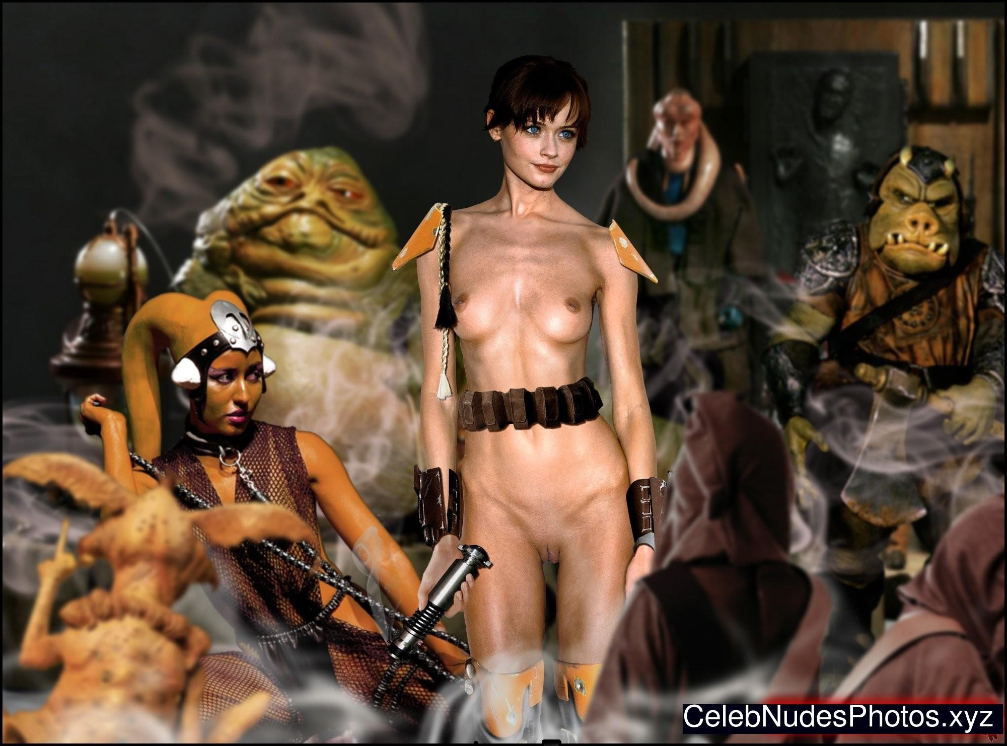 Alexis Bledel naked celebrity pictures