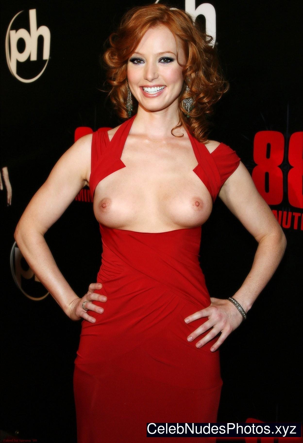 Alicia Witt celeb nude