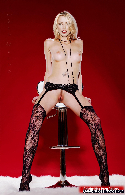 Amber Heard nude celeb