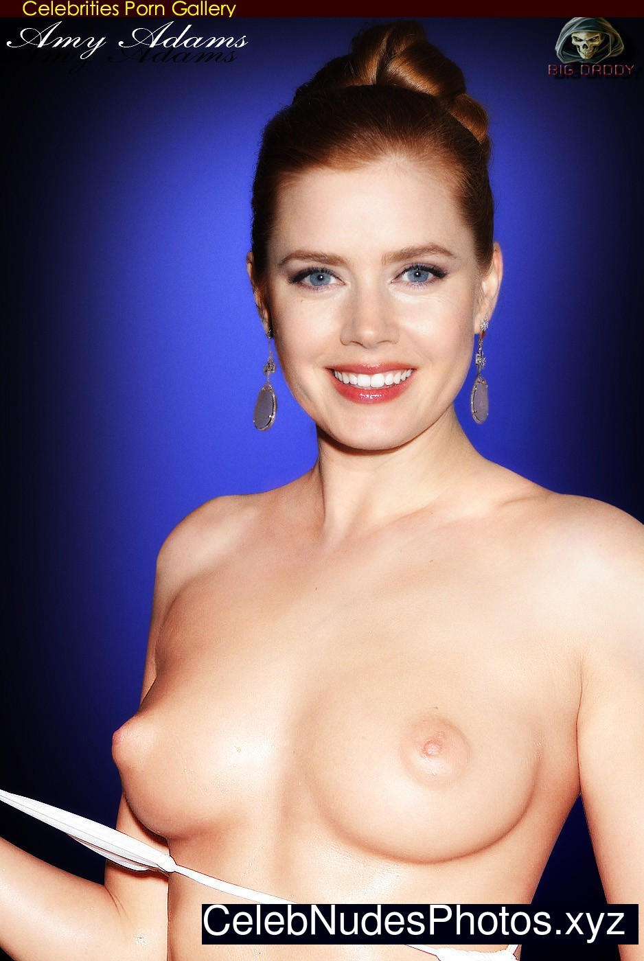 Amy Adams naked celebrity