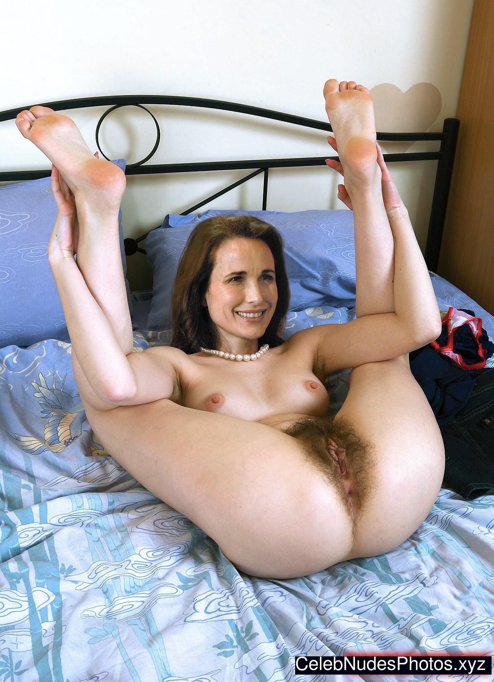 Andie MacDowell celebs nude