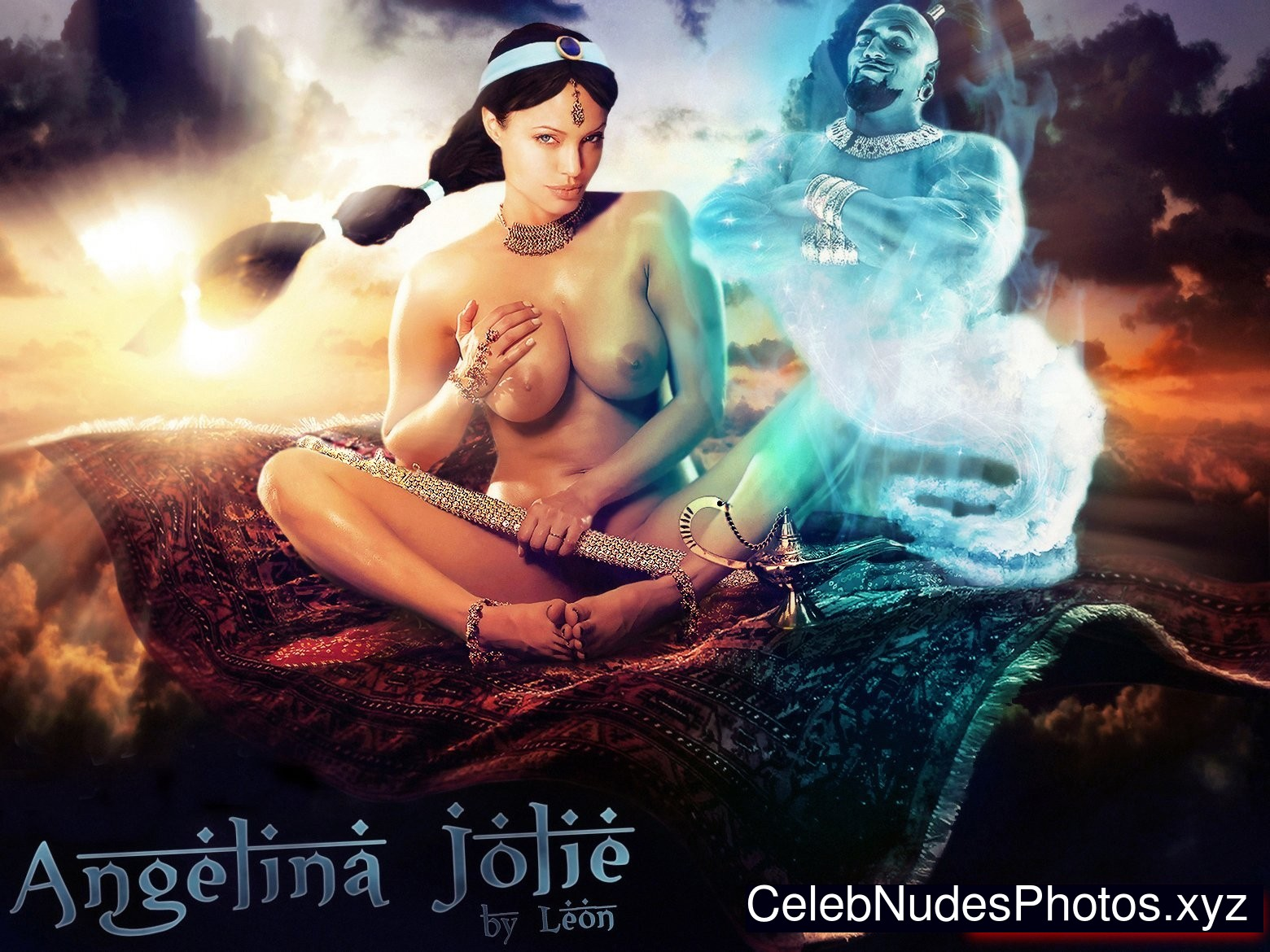 Angelina Jolie celebrity nude pics