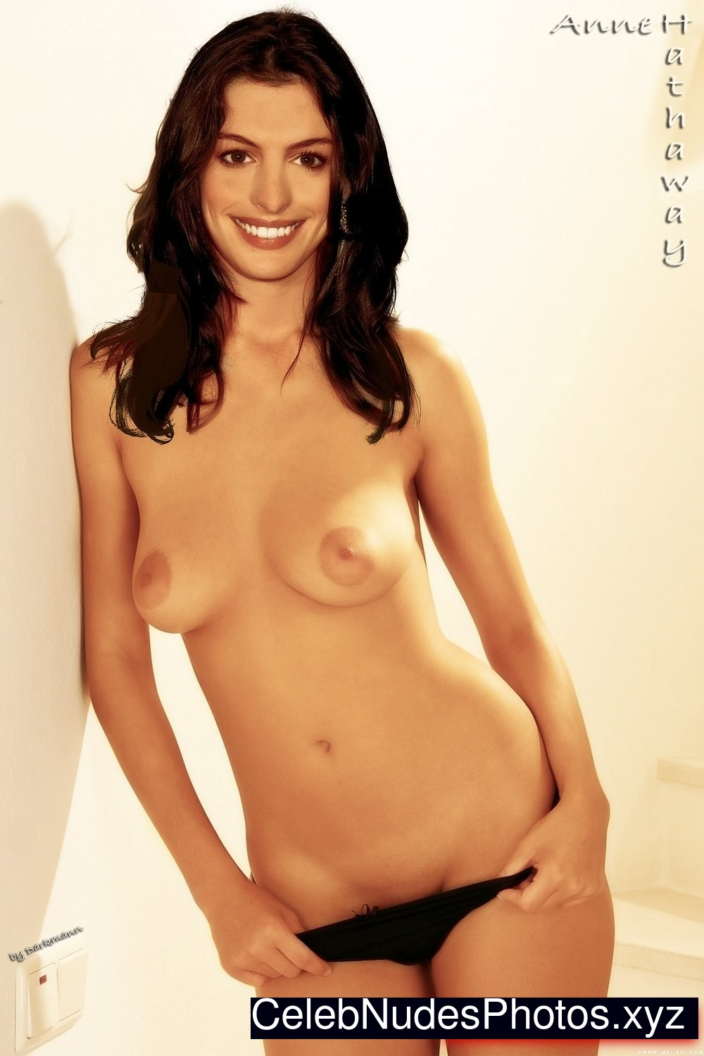 Anne Hathaway naked celebrities