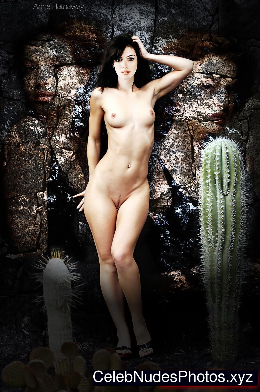 Anne Hathaway nude celebrities