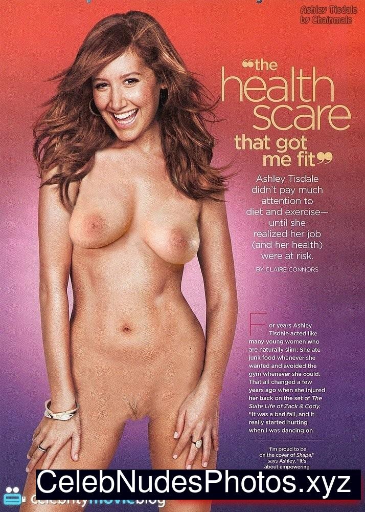 Ashley Tisdale nude celeb