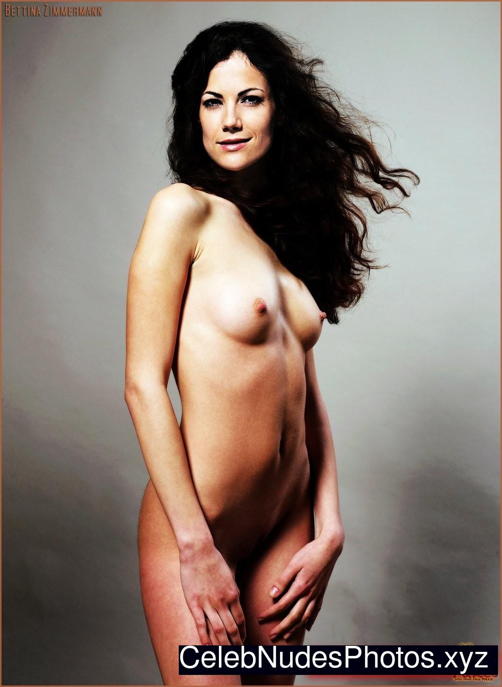Bettina Zimmermann nude celebs