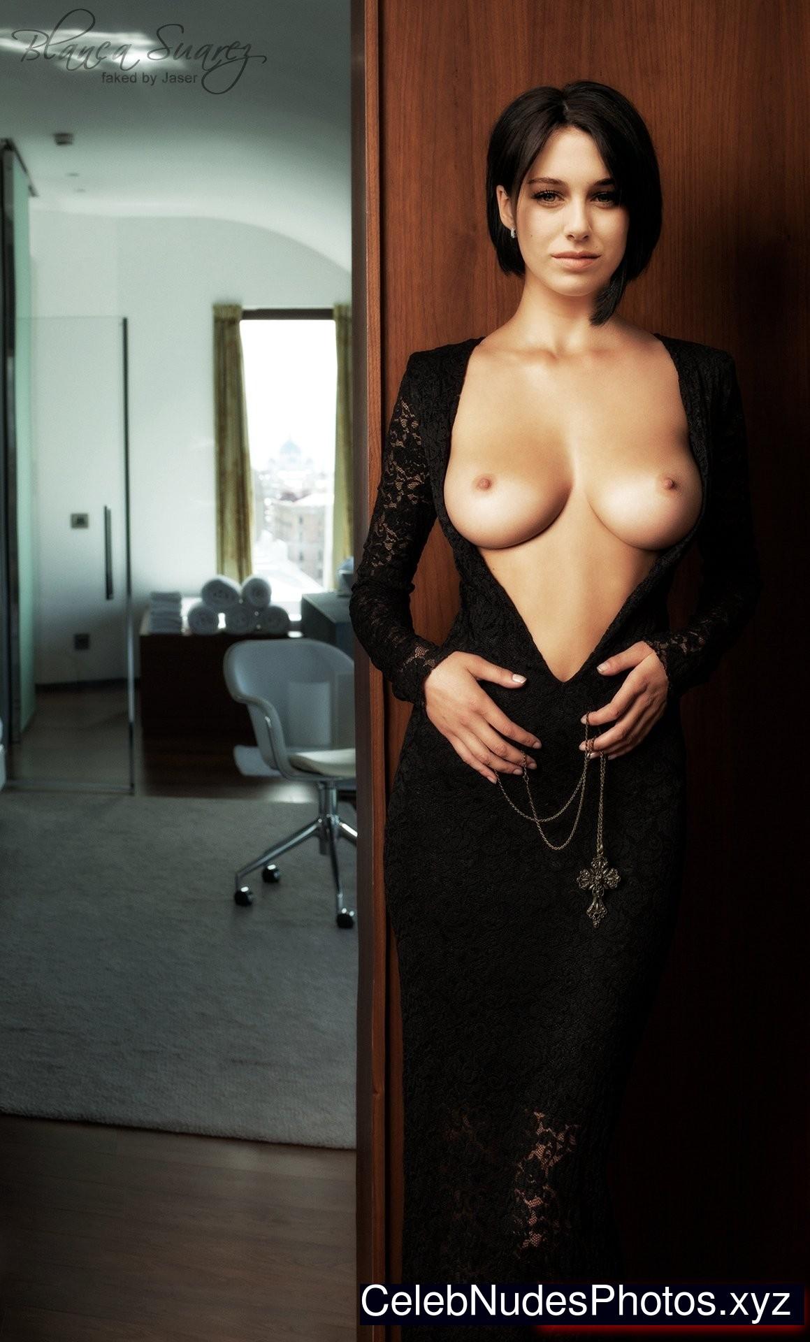 Blanca Suarez celebrity nude pics