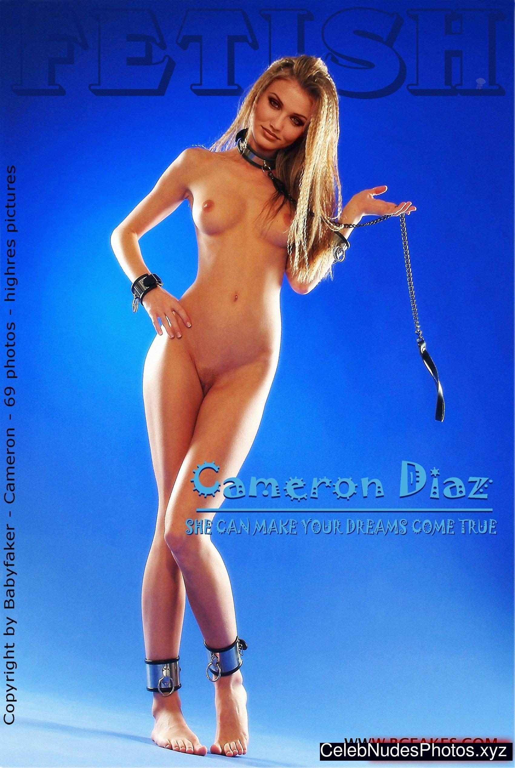 Cameron Diaz celebrity nude