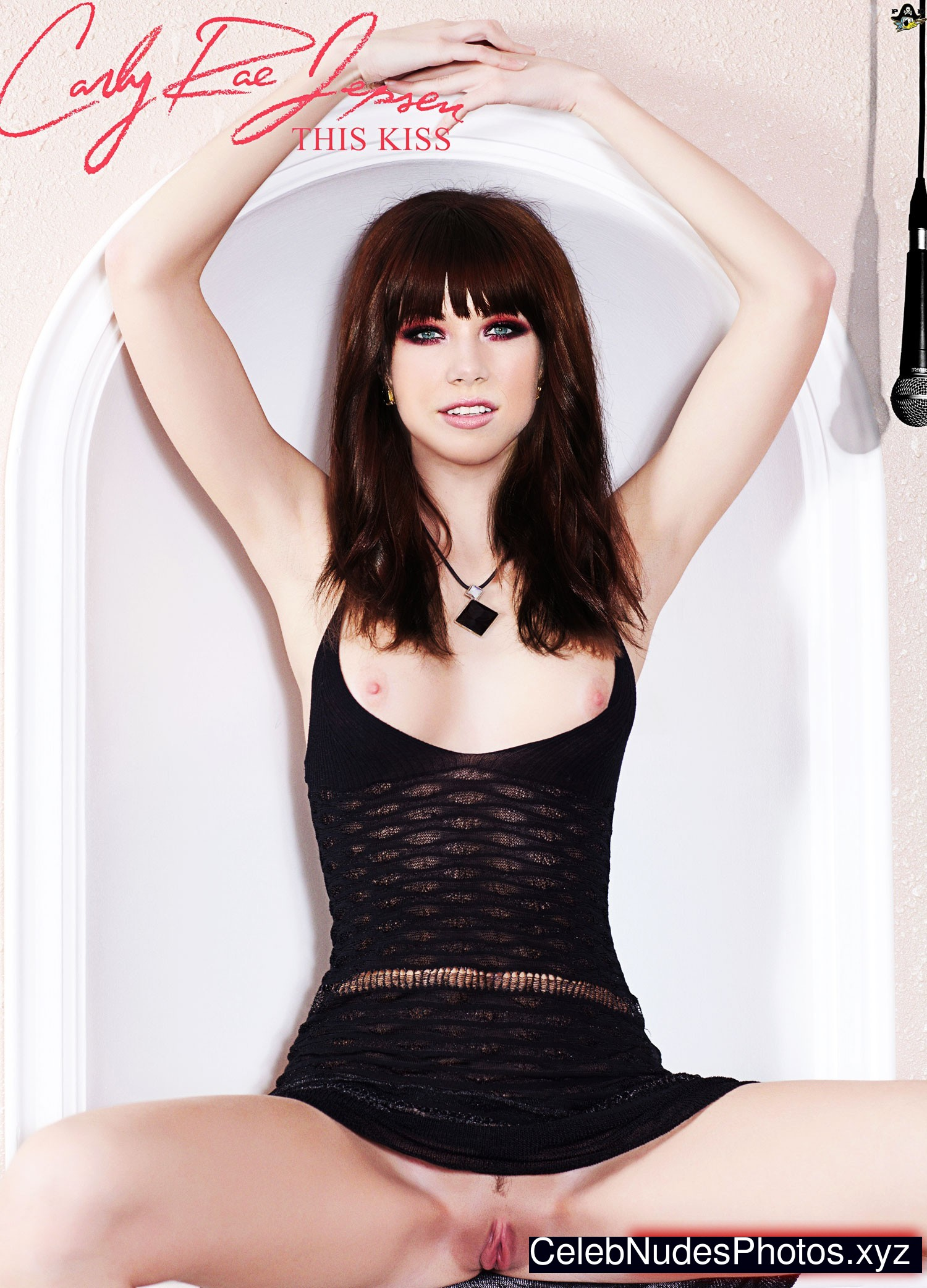Carly Rae Jepsen celebrity naked