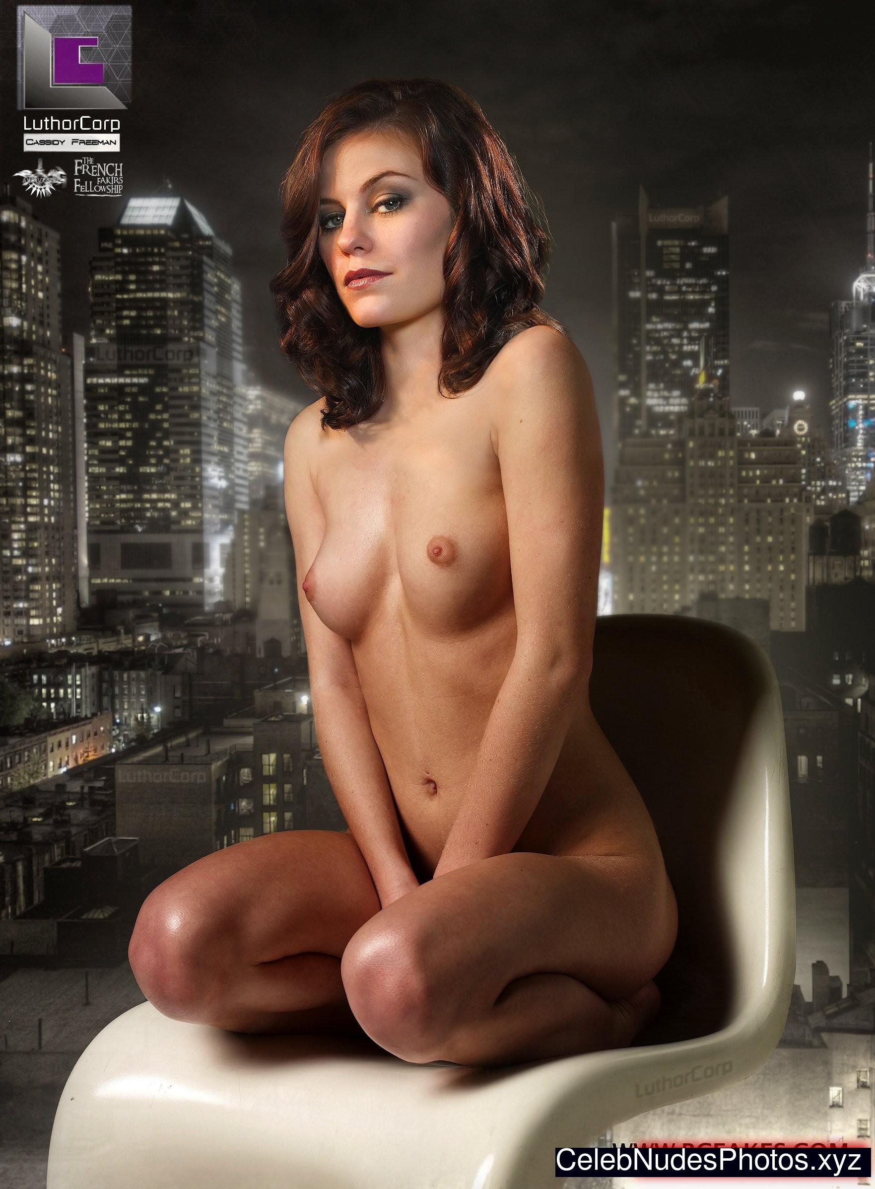 Cassidy Freeman nude