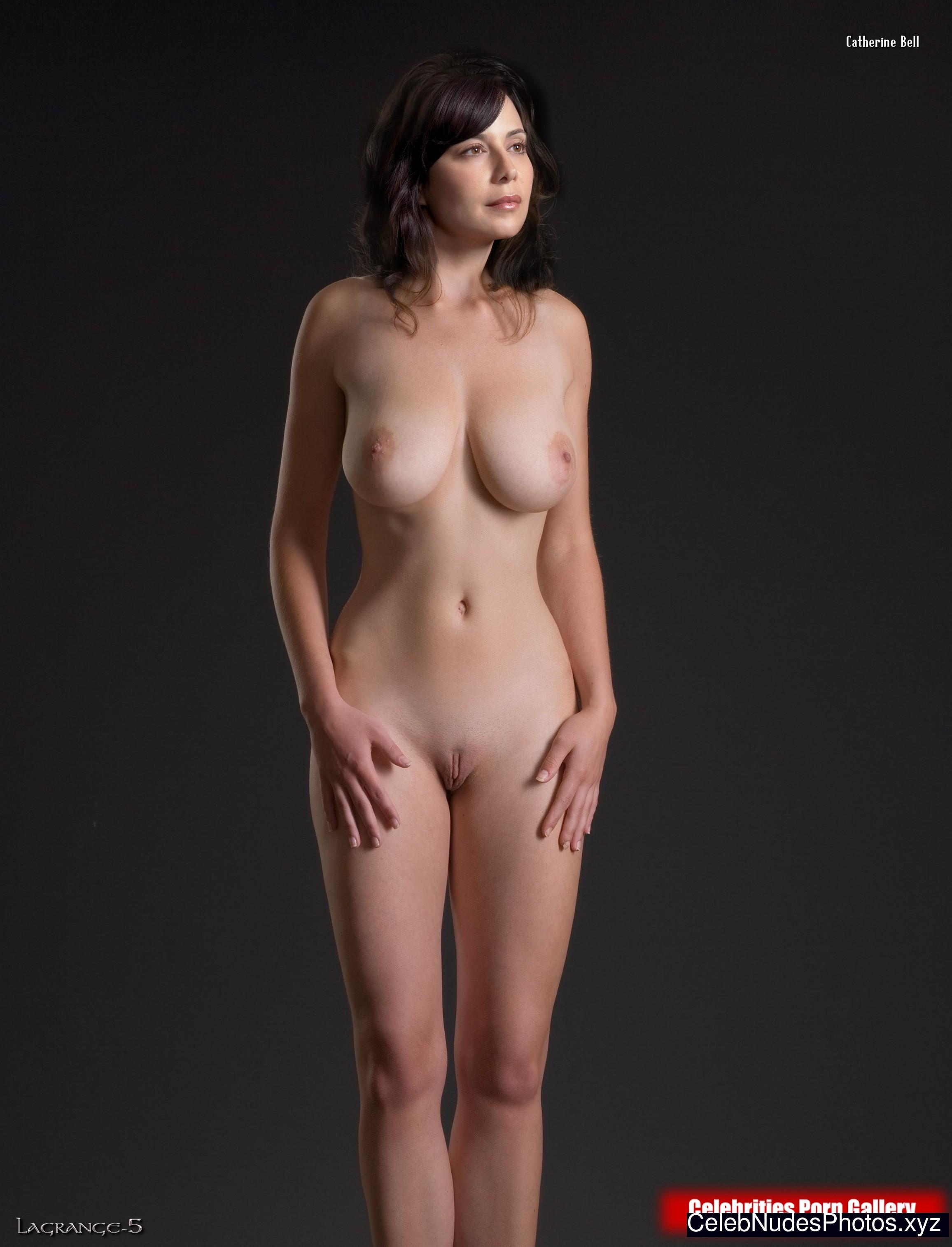 Catherine Bell nude celebrities