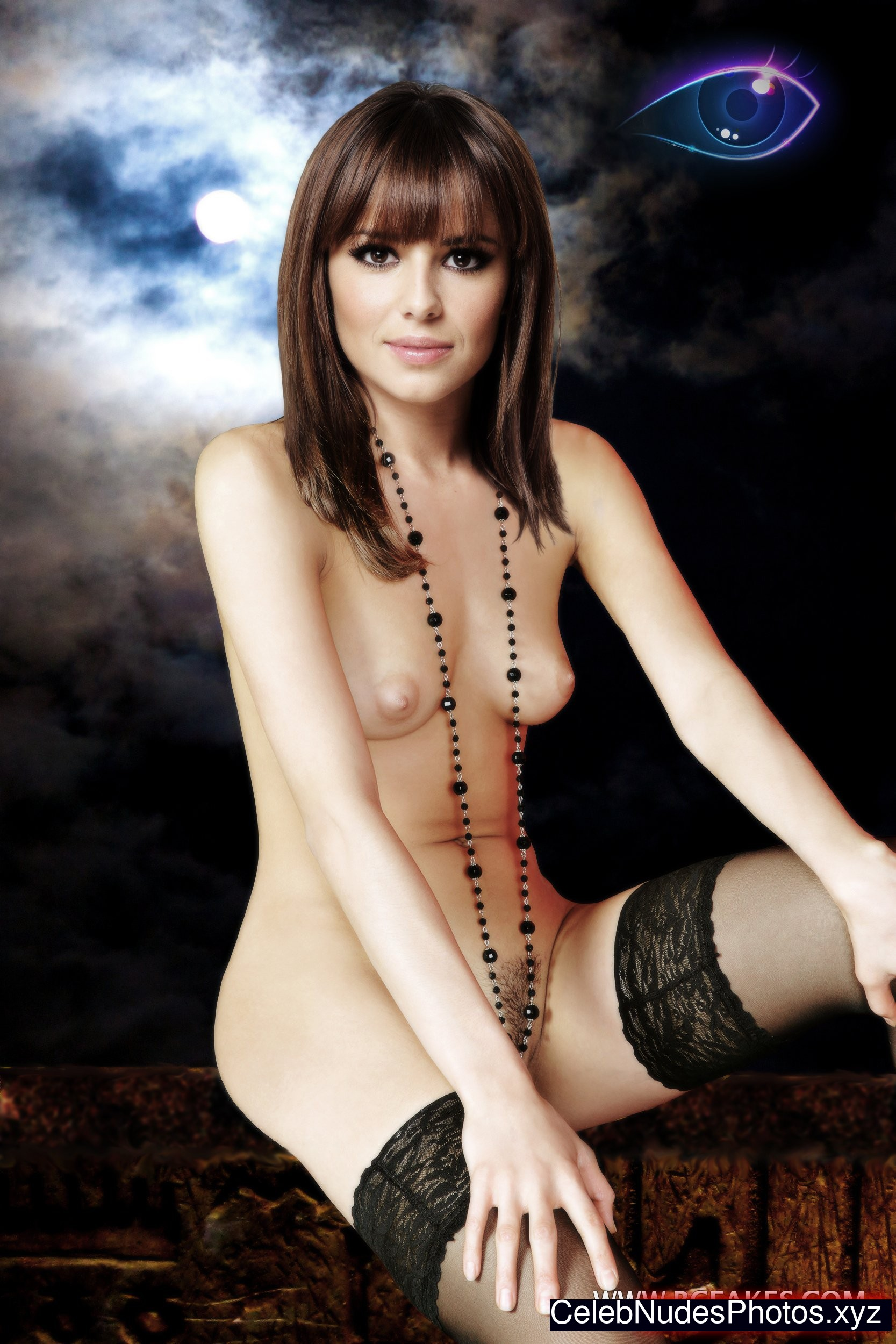 Cheryl Cole celebrities nude