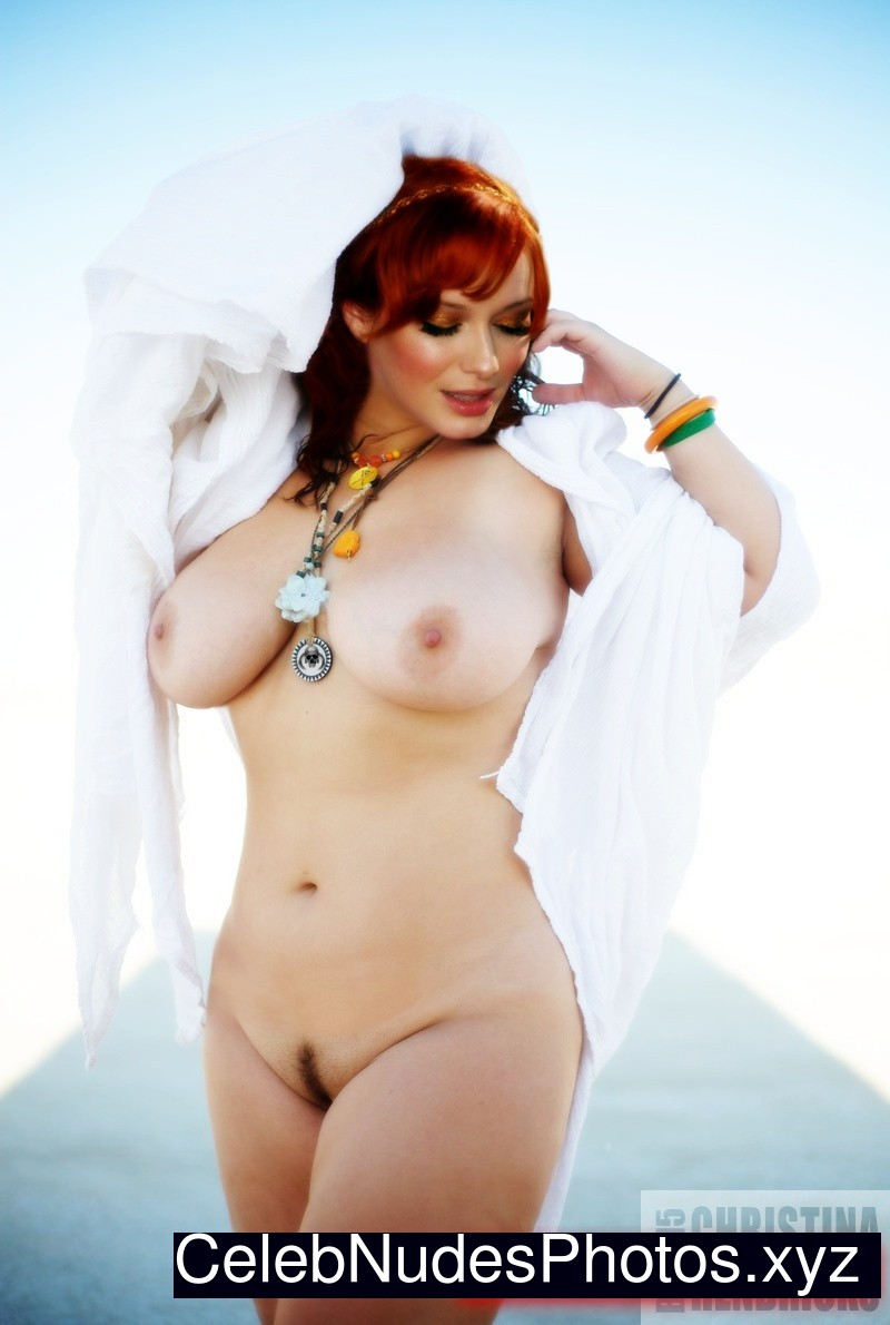 Christina Hendricks naked celebrity pics