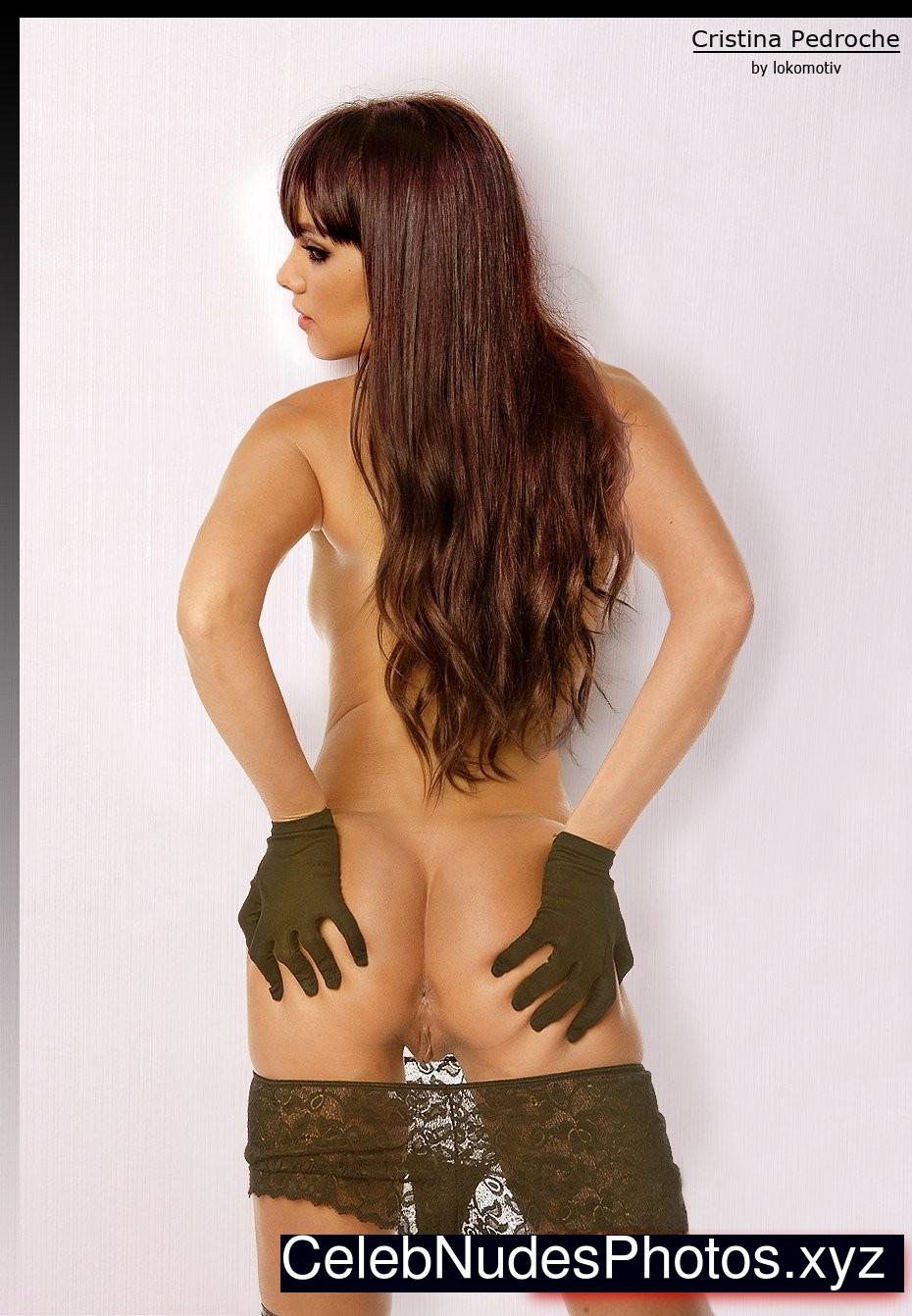 Cristina Pedroche naked celebrity