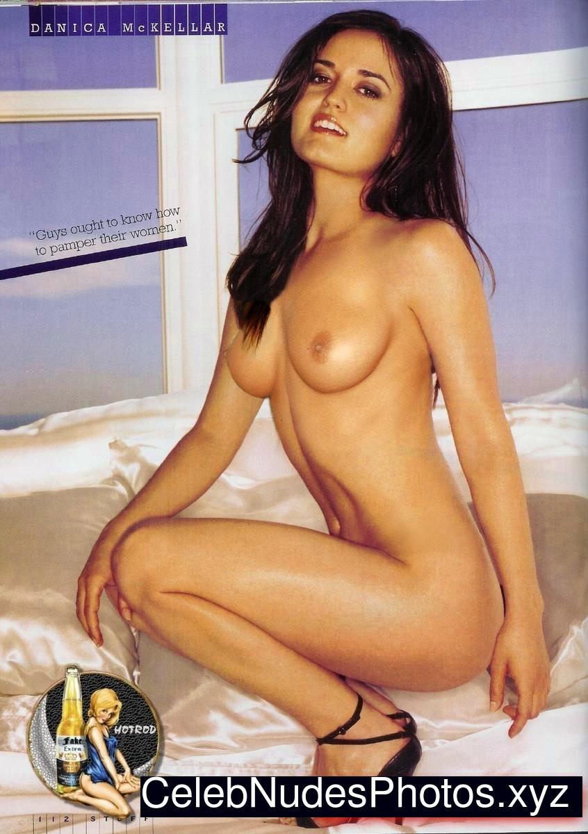 Danica McKellar celebrity naked
