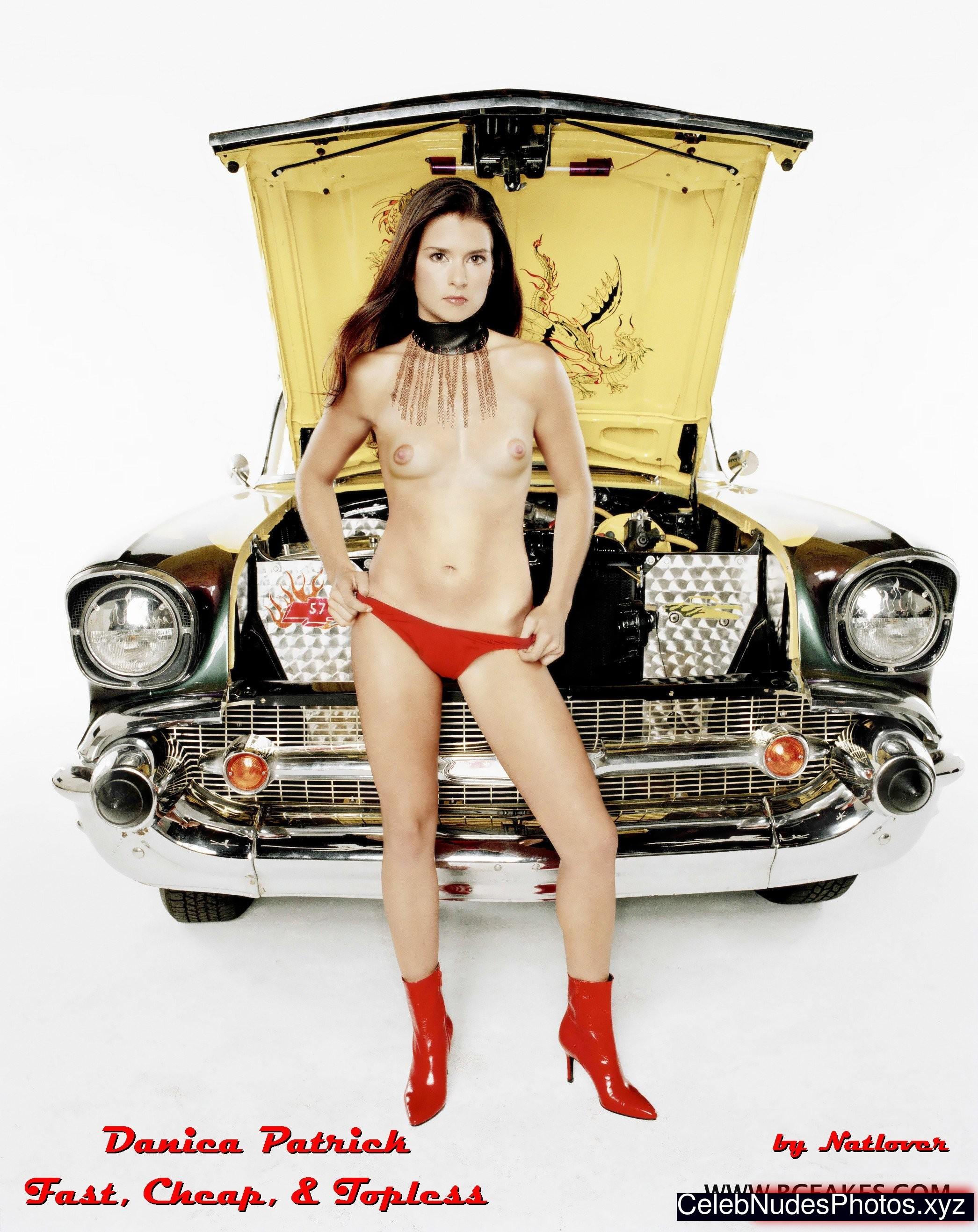Danica Patrick nude